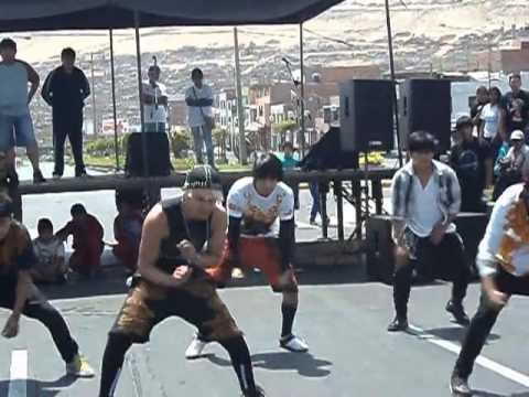 [FANCAM] 081213 BTS _ We Are Bulletproof (위 아 불렛프루프 ) _ Dance Cover By K - DANGER @ ALTO DEL ALIANZA