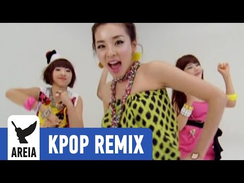 Big Bang & 2NE1 - Lollipop | Areia Kpop Remix #48