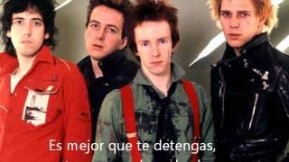 The Clash - Wrong 'em Boyo (Subtitulada al español)