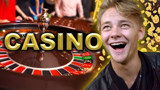 Rik på Casino!