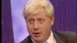 Boris Johnson interview - Parkinson - BBC