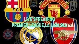 Live Streaming Bola, nonton liga inggris, spanyol kualitas HD