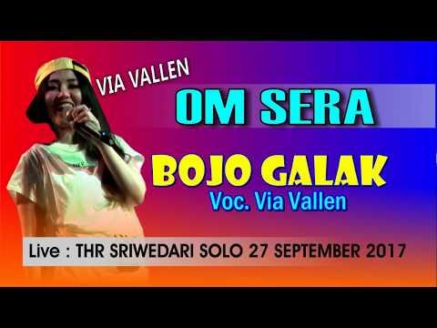 Via Vallen BOJO GALAK OM SERA LIVE THR SRIWEDARI Terbaru