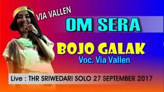 Video Via Vallen BOJO GALAK OM SERA LIVE THR SRIWEDARI Terbaru download MP3, 3GP, MP4, WEBM, AVI, FLV Desember 2017