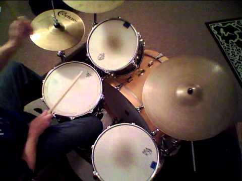 """Jon Biggs Pork Pie Drums """" Doo Doo Doo Doo Doo ( Heartbreaker ) """" - drum cover"""