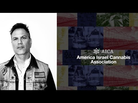 How to brand cannabis. An interview with Dino H Carter on the AICA podcast
