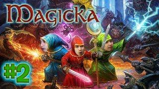 Magicka #2 [SingSing, Tucker, Rime, Saffie] (Sunday Game #4)