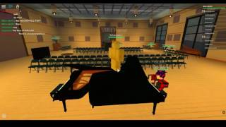 ROBLOX First Piano Duel