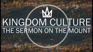 Kingdom Culture: Be-Attitudes (Matthew 5:17-48) Dave Morris
