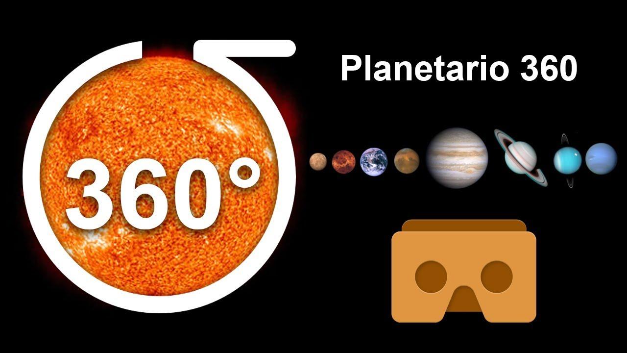 Planetario Solar 360