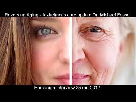 Reversing Aging Alzheimer's cure update Dr Michael Fossel 25 mrt 2017 1 + 2