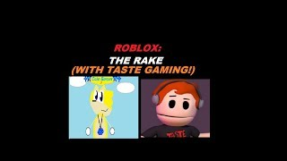Roblox #207 (PLAYING WITH TASTE GAMING!)