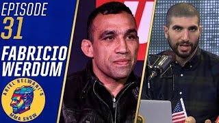 Fabricio Werdum asks for release from UFC   Ariel Helwani's MMA Show