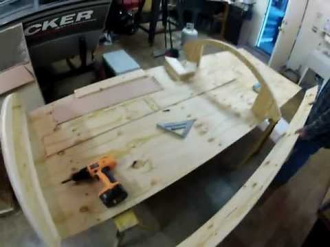 layout boat video