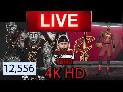 Atlanta Hawks Vs Cleveland Cavaliers 4k HD LiveStream Nba live 18 videogame gameplay