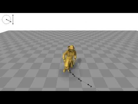 Redes neuronales para el control de los movimientos de los personajes de videojuegos