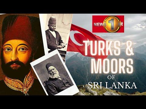 The Turks of Ceylon; who introduced Unani medicine to Sri Lanka? | Lost and Forgotten