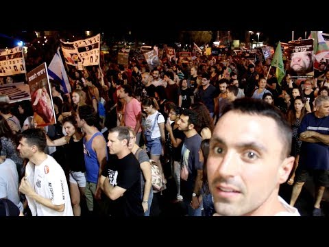 THE BIGGEST ANIMAL RIGHTS MARCH IN HISTORY [ISRAEL]