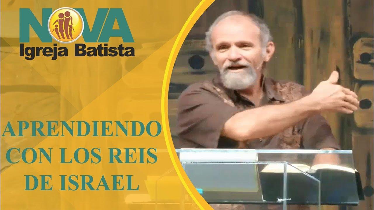 APRENDIENDO CON LOS REIS DE ISRAEL