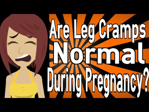 Are Cramps Normal During Pregnancy