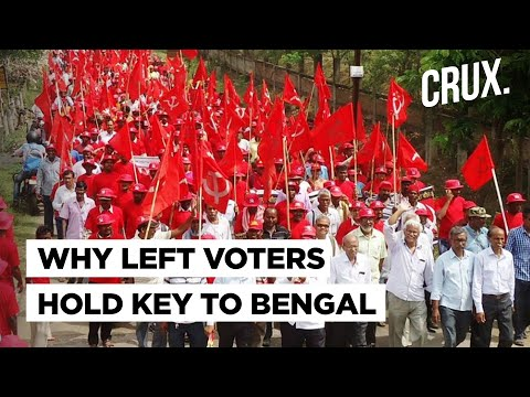How Left Voters Can Be The Decisive Factor As BJP & TMC Face-off In Bengal Polls