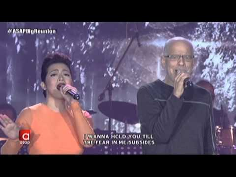 Dan Hill with Angeline Quinto/Morissette Amon/Kyla/Rochelle sing 'Can't We Try and Sometimes When We