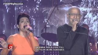 Video Dan Hill with Angeline Quinto/Morissette Amon/Kyla/Rochelle sing 'Can't We Try and Sometimes When We download MP3, 3GP, MP4, WEBM, AVI, FLV Juli 2018