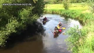 Kanu-Erlebnis Eider-Treene-Sorge