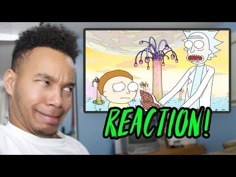 Rick And Morty Season 1 Episode 1 REACTION!