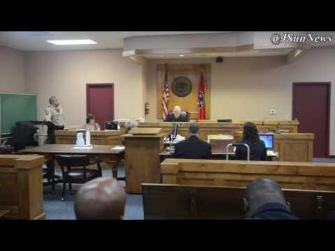 VIDEO: Judge explains options of plea deals vs trials