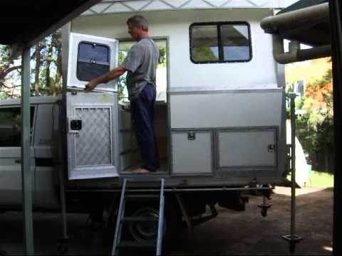 Monopan Hard Sided Camper Youtube
