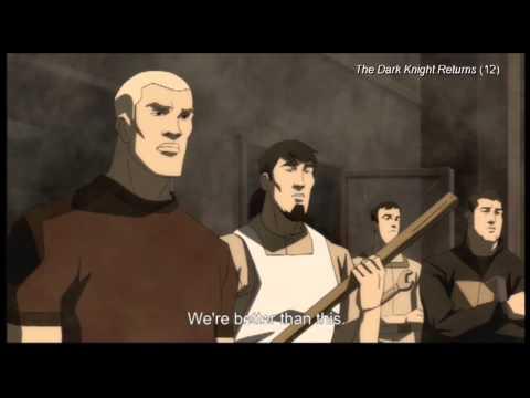 "【spoiler】(clip 27-part3) ""Your community spirit""-The Dark Knight Returns"