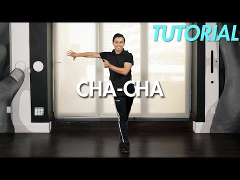 How to Cha-Cha: Hip Twist Chasse (Ballroom Dance Moves Tutor