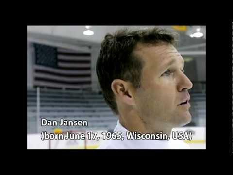 Dan Jansen - real-life superhero
