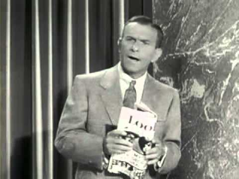 Burns and Allen: Silky Thompson/Gracie Writes 'My Life with George Burns' [uncut]