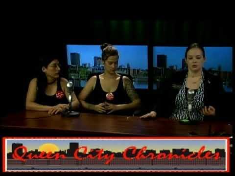 Queen City Chronicles (9/5/17) w/Elizabeth Ropp, Elizabeth Edwards, Ryan Fowler
