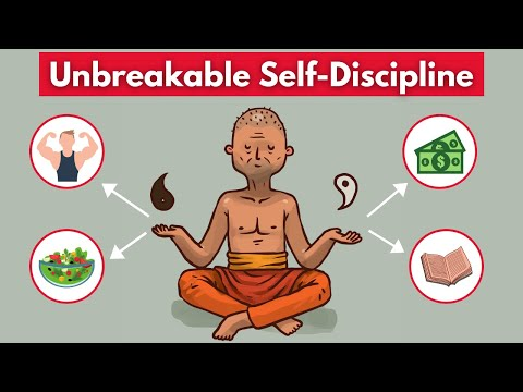 Build Unbreakable Self Discipline With These 5 Rules