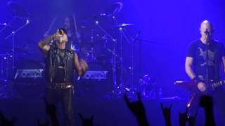 ACCEPT Midnight Mover Live At Ray Just Arena Moscow 26 11 2015