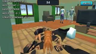 DOG SIMULATOR PUPPY CRAFT GAME LEVEL 1-3 GAME WALKTHROUGH
