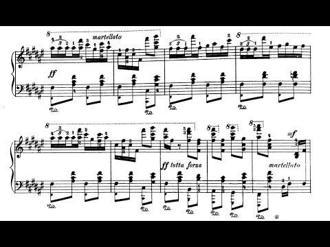 Gottschalk - The Banjo, Op. 15 - Ivan Davis Piano