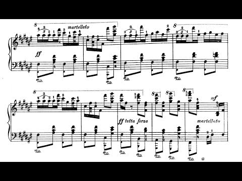 Gottschalk - The Banjo, Op. 15 - Ivan Davis Piano