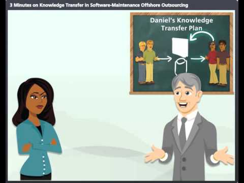 Knowledge Transfer in Software-Maintenance Offshore Outsourcing