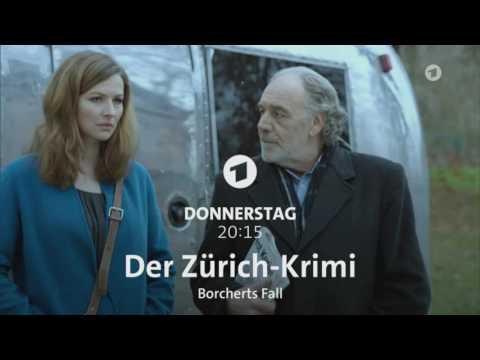 Vorschau auf 'Der Zürich Krimi  Borcherts Fall'