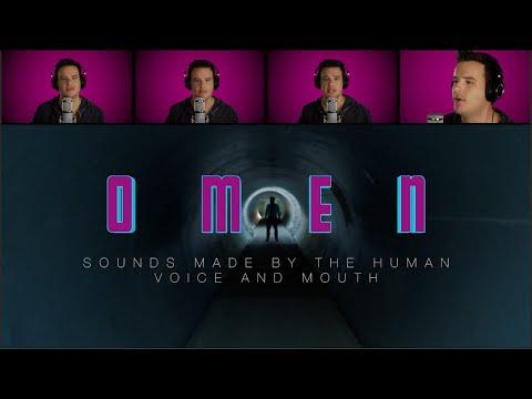 Omen // Sam Smith // Disclosure // One Man Acapella By Jared Halley