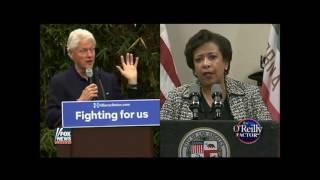 Reporter Tells All About Bill Clinton & Loretta Lynch