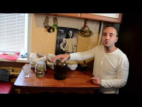 Как сделать настойку из золотого корня на водке
