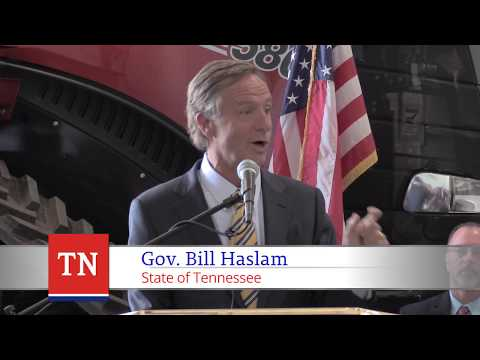 Gov. Bill Haslam : Broadband Accessibility Act