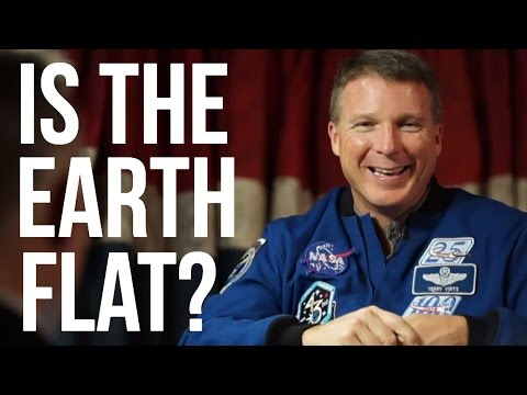 FLAT EARTH DEBUNKED - NASA Astronaut Terry Virts