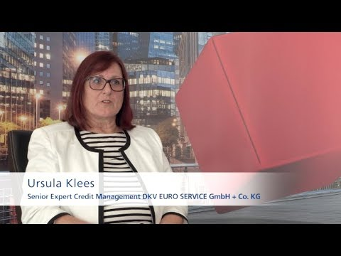 Credit Management Best Practice bei DKV EURO SERVICE GmbH & Co. KG