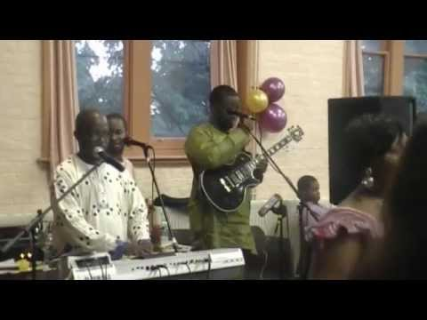 Wale Adebanjo & The Salters Live in Thamesmead. UK